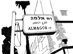 Alma street