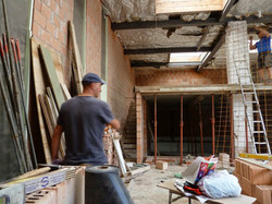 Building process of Gallery