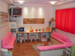 Clinic- childrens play station