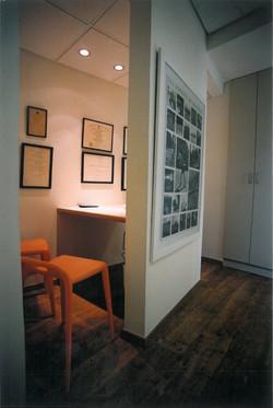 Clinic- consultation corner