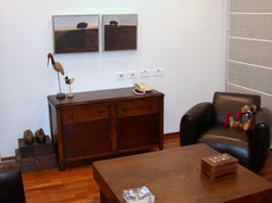 Legal office- lounge