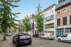 Ramstraat new facade