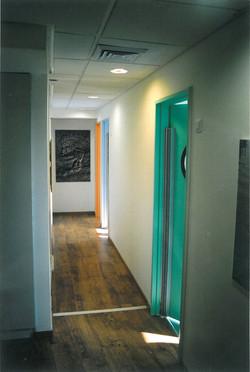 Clinic- corridor