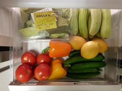 Refrigerated Lettuce