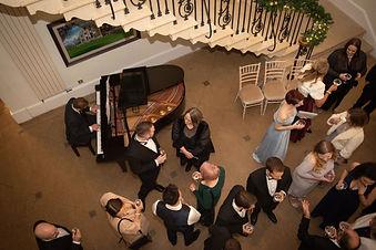 Drinks Reception Live Piano