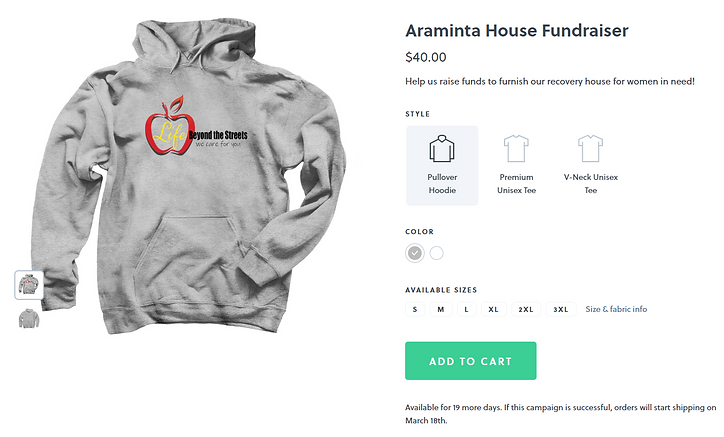 The araminta house fundraiser.PNG