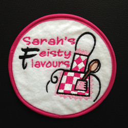 Custom Embroidery Badge