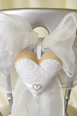 Bride Heart Keepsake