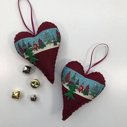 Heart of Christmas - Festive Forest