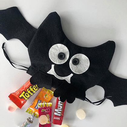 Halloween Treat Bag - Splat