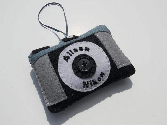 Camera Decoration