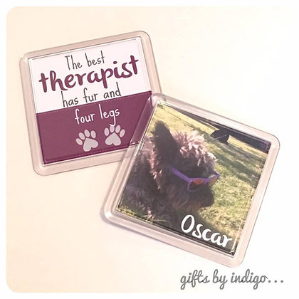 Pet Therapist Magnet