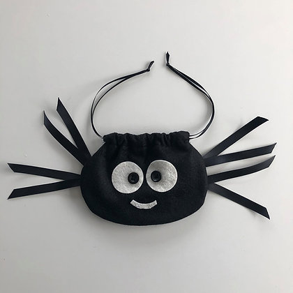 Halloween Treat Bag - Suzie