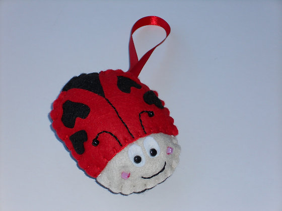 Ladybird Decoration