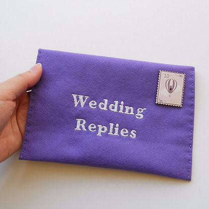 Wedding Replies Envelope
