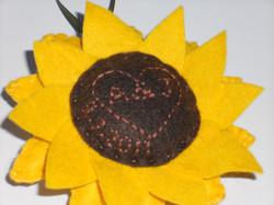 Personalised Sunflower