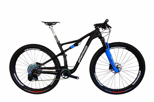 Bike phneum C10 by ceetec® carbon matt - silver