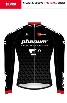 phenum C10 Thermal Jersey