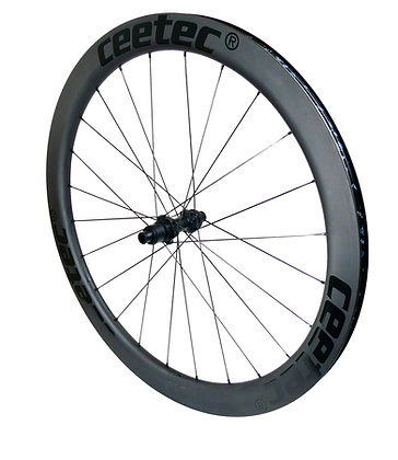 Road Wheels Revolution R50 black glossy