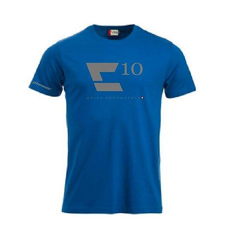 Factory Shirt C10 blue-silver
