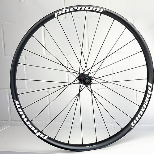 Wheelset 29er Revolution27 white