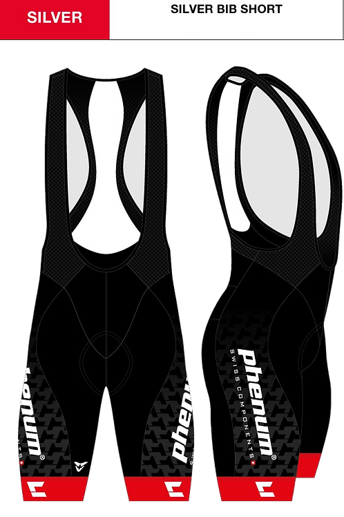 phenum C10 Race Bib Short