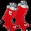 Thumbnail: phenum C10 Socks high