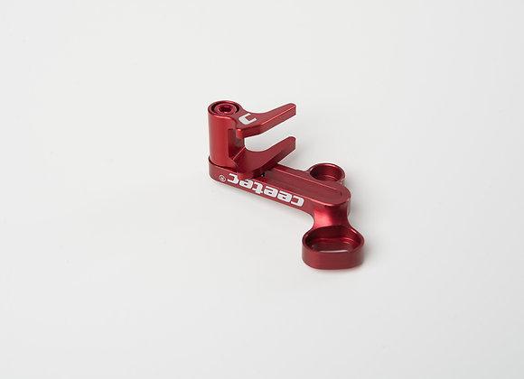Chainguide S2 / S3 Adjust red