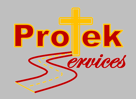 Logo for ProTek Sevices