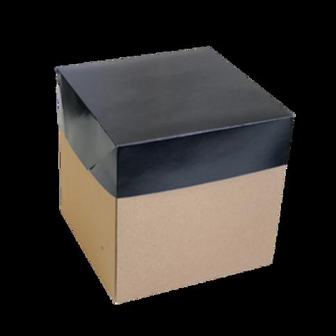 Caixas Micro Ondulado Bolo Decorado MB20  ( 20x20x20cm) - 20 unid