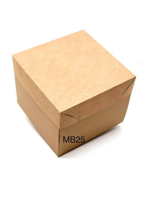 Caixas Micro Ondulado Bolo Decorado  MB25  ( 25x25x20cm) -20 unid