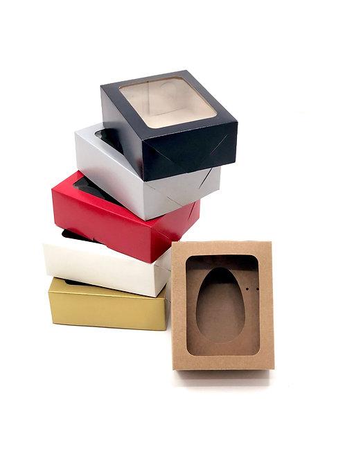 Caixas para Ovo De Colher - forma de 100g ( 20 unid )