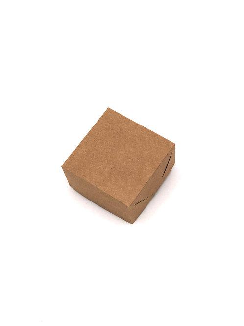 Caixas De Presente C8: 8x8x4cm  Sem Visor/ Tampa e Fundo ( 20 unid)