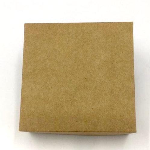 Caixas De Presente C25: 25x25x6,5cm -  Sem Visor/ Tampa e Fundo