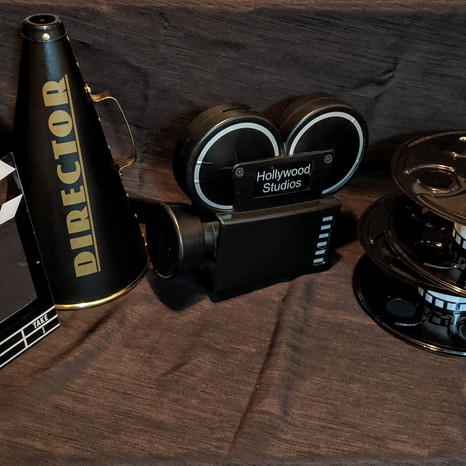 Hollywood Movie Props