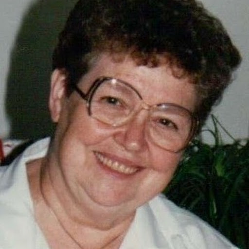 K. Moore, Kathleen's Mom, circa 1991