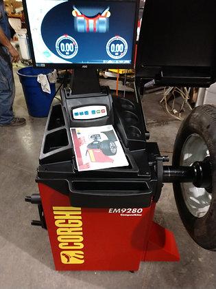 Corghi EM9280 Wheel Balancer