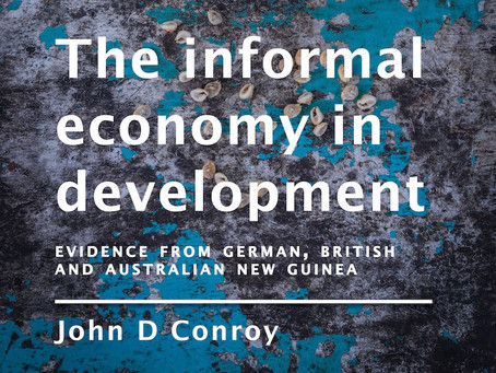 New book by John Conroy, 'The Informal Economy in Development': a Preview
