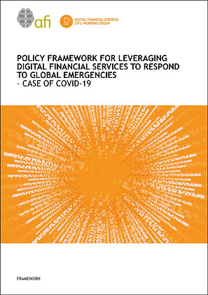 AFI Policy Framework for DFS Response to COVID19