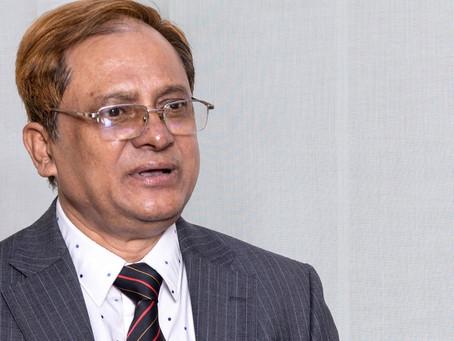 Md Shafiqual Haque Choudhury, microfinance pioneer