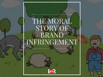 """Why the story of """"The Boy Who Cried Wolf"""" is a lesson in Brand Protection."""