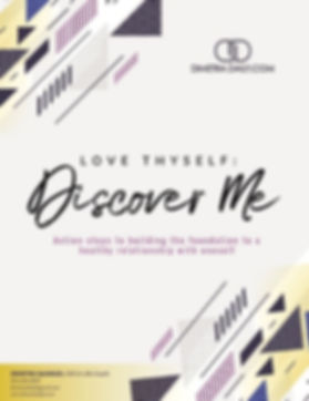 DD - Love Thyself Program Cover (Final)