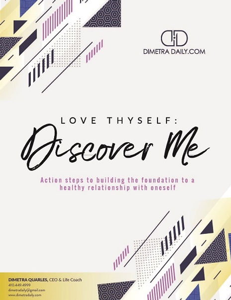 DD - Love Thyself Program Cover (Final)