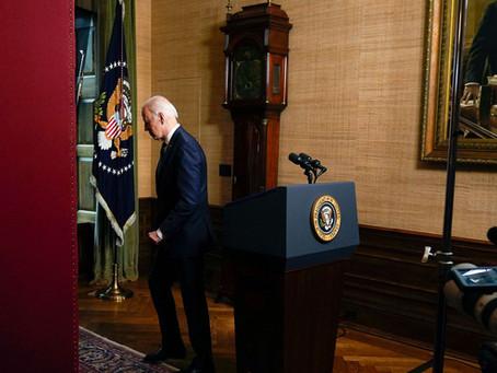 "Member of Afghan Parliament: Biden Withdrawal ""very hard to digest"""