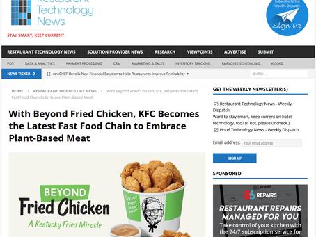 Restaurant Technology News: Beyond Brat Added
