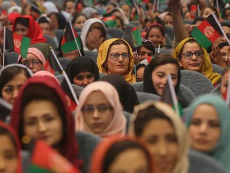 Peace in Afghanistan must provide future prosperity for women