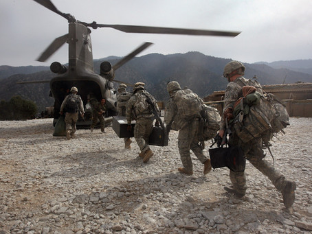 Biden to Complete Full Afghanistan Withdrawal by Sept. 11