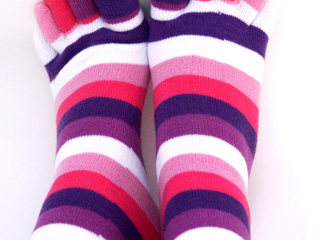A common winter foot problem