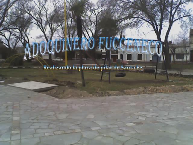 plaza de pilar de Santa Fe