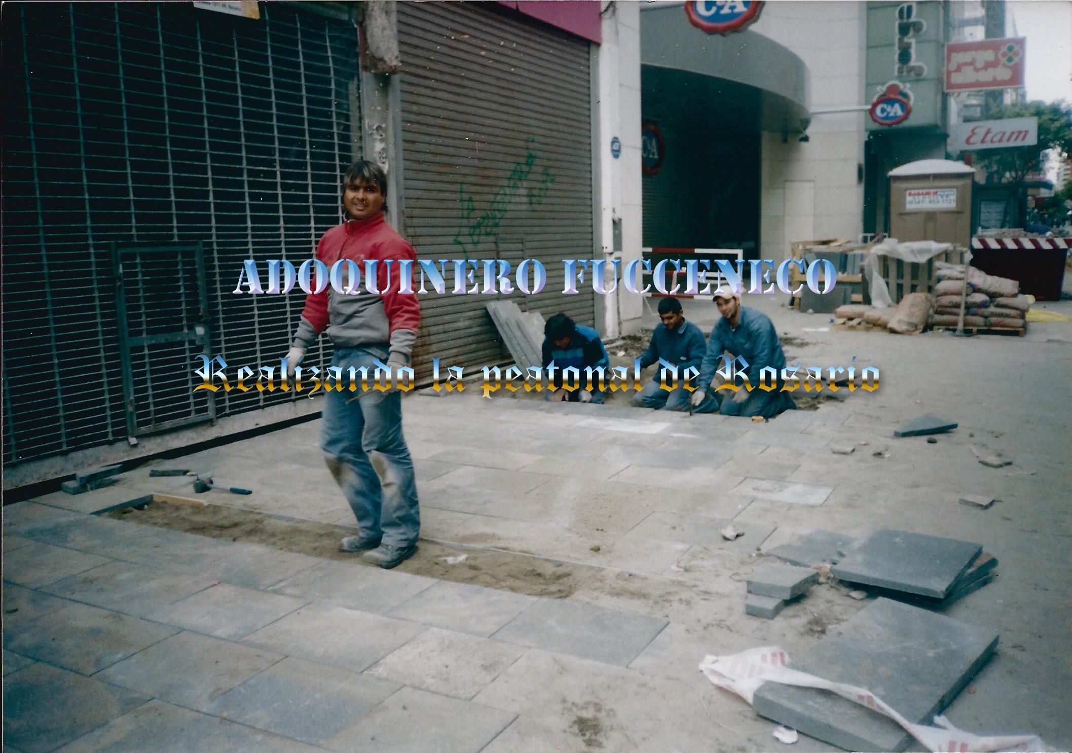 Peatonal De Rosario